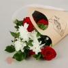 Пакет для цветов Прекрасной даме кувшин