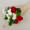 Пакет для цветов Вышивка кувшин