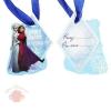 Пакет ламинат вертикальный С Новым Годом Холодное сердце 31 х 40 см + мини-открытка