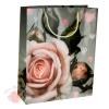 """Пакет ламинированный """"Белая роза"""" 26*32 см"""