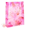 Пакет пластик MS глянец лилия, 18*23 см