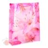 Пакет пластик ML глянец лилия, 25,5*33 см