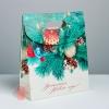 Пакет с клапаном «Волшебного Нового года!», 26 × 32 × 12 см
