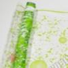 Пленка Конфетти салатовый, 190 г