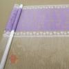 Пленка Розы бело-фиолетовые, 190 г