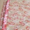 Пленка Серпантин красно-белый, 190 г