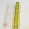 Пленка Штрихи желтые, 190 г