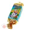 Подарочная коробка-конфета Счастливого Нового года 17,5 х 9 см