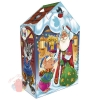 Подарочная коробка Три Поросенка, малый, 16,5 х 8 х 23 см