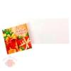 Подарочная мини-открытка Новогодние подарки 7 х 7 см