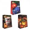 Подарочный пакет ассорти, 18*24*8см (Новогоднее настроение)