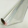 Полисилк двухцветный серебро+серебро, 1 х 20 м