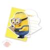 Приглашения Милые Миньоны Lovely Minions набор 6 шт