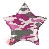 Р 18 Камуфляж розовый звезда