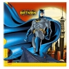 Салфетки Бэтмен Batman Dark Hero набор 33*33 см (20 шт.)