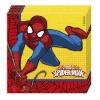 Салфетки Человек-Паук Супер сила Ultimate Spiderman Power 33*33 см  (20 шт.)