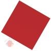 Салфетки двухслойные ДелюксКрасные 25 х 25 см (20 шт.)