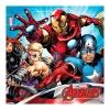"Салфетки ""Мстители - 2"" / Mighty Avengersр 33*33 см (20 шт.)"