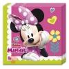 Салфетки Стильная Минни - 2 Minnie Happy Helpers 33*33 см  (20 шт.)