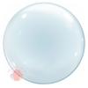 Шар (18''/46 см) Сфера 3D, Deco Bubble, Прозрачный 1 шт.