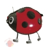 Шар Божья Коровка Walking Ladybug