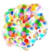 Шар с конфетти «Разноцветное конфетти» 1 шт.