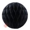 Шар-соты Черный 30 см