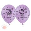 Шелкография пастель 14 Hello Kitty (25 шт.)