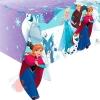 "Скатерть ""Холодное сердце. Торжество: снежки"" / Frozen Snowflakes 120*180 см"