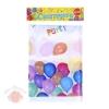 Скатерть С Днём Рождения цветные шары 132 х 220 см
