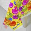 Скатерть С праздником шарики 180 см × 130 см