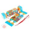 Складная коробка-конфета Веселые обезьянки 23 × 5 × 5 см