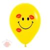 S 12 Смайл с поцелуями, Пастель / Smile + Kisses (100 шт.)