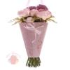 Сумочка для цветов Прекрасный подарок, 25 х 26,5 см