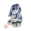 Сувенир керамика Спаниель 7,5 х 4,5 см