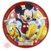 Тарелки 20 см Игривый Микки Маус Playful Mickey (8 шт.)