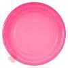Тарелки (7''/18 см) Розовый, Градиент, 6 шт.