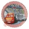 Тарелки Тачки 3 Cars 3 20 см (8 шт.)