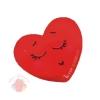 Валентинка‒наклейка объёмная Ты мне нравишься, 7 × 6 см