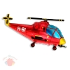 "Вертолёт (красный) Helicopter 39""/98 см"