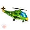"Вертолёт (зелёный) Helicopter 39""/98 см"
