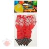 Воздушные шары световые - Сердечки