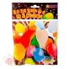 """Воздушные шары """"Веселого нового года"""" (набор 25шт) 10 дюйм МИКС"""