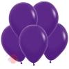 Воздушный Шар Фиолетовый, Пастель Violet (12 шт.)
