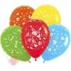 Воздушный шар Летнее настроение, Ассорти Пастель, 5 ст