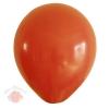 Воздушный Шар Оранжевый, Пастель Orange 12/30 см