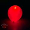 Воздушный шар-световой красный 12 дюйм