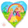 Замок принцессы Princess Castle 18/48 см
