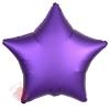 Звезда Фиолетовый Сатин Люкс в упаковке Satin Luxe Purple Royal Star S15