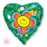 Цветок Солнечная улыбка Flower 18/48 см